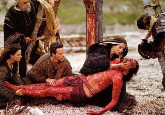 Jesus died