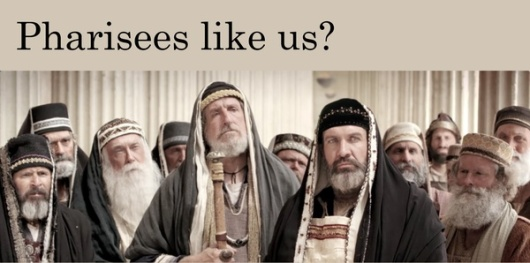 PhariseesLikeUs