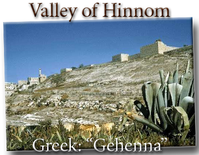 Valley of Hinnom (Gehenna)