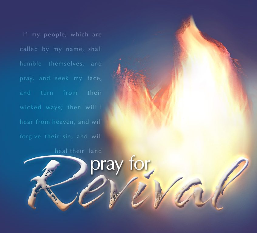 The Pure Gospel and Revival website