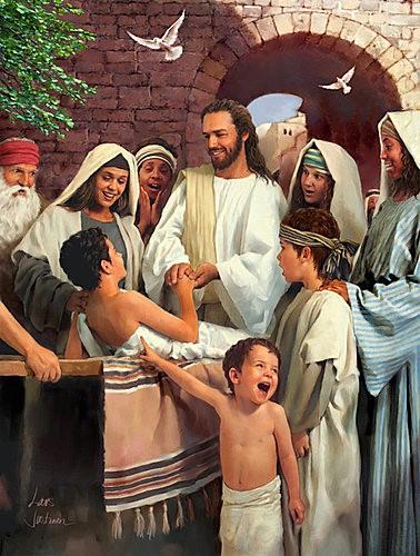 Jesus healed all 2