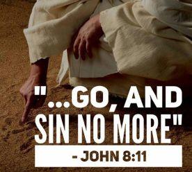 John 8 11