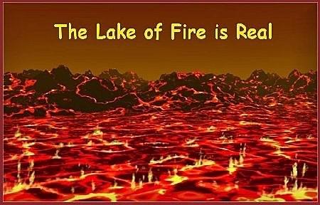 硫磺的火湖