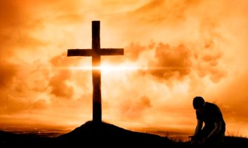 repent before the cross