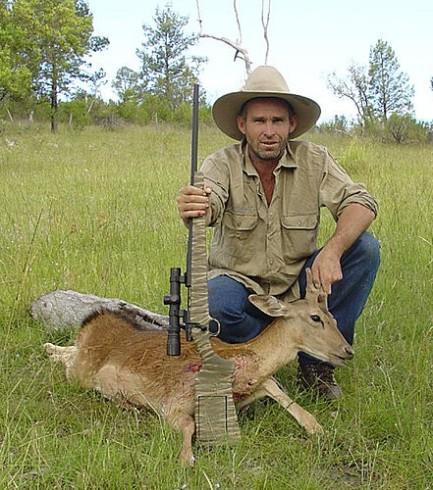 men's hunter mentality