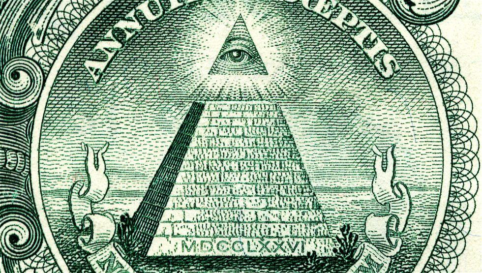 光明會(the Illuminati)存在的證據